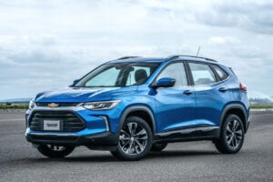 Chevrolet Tracker - SUVs Chevrolet