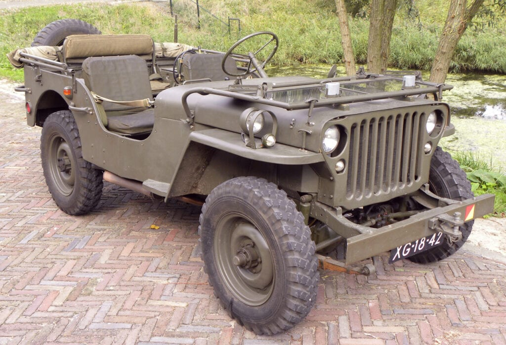 Willys Jeep 1943